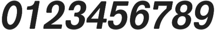 ClassicSansRounded otf (700) Font OTHER CHARS
