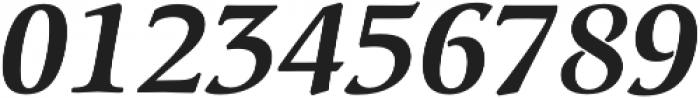 Classica Pro Demi Italic otf (400) Font OTHER CHARS
