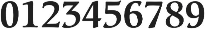 Classica Pro Demi otf (400) Font OTHER CHARS