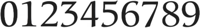 Classica Pro Regular otf (400) Font OTHER CHARS