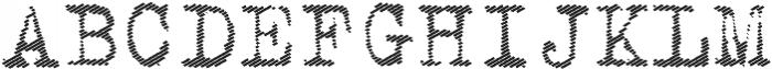 Classica otf (400) Font UPPERCASE