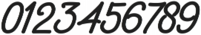 Classical Bold otf (700) Font OTHER CHARS
