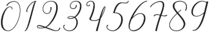 Claudette Bold otf (700) Font OTHER CHARS
