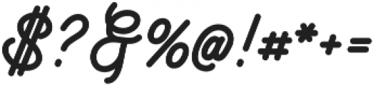 Clear Line ttf (400) Font OTHER CHARS