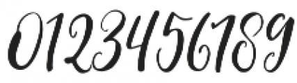 Cleverda Regular otf (400) Font OTHER CHARS