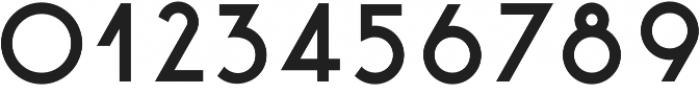 Click ExtraBold otf (700) Font OTHER CHARS