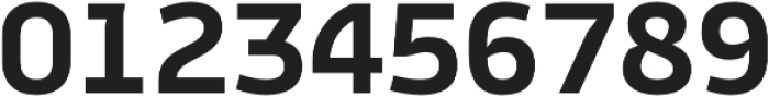 Cline Sans otf (700) Font OTHER CHARS
