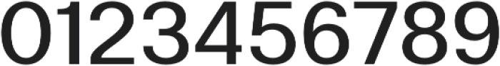 Clinica Pro Medium otf (500) Font OTHER CHARS