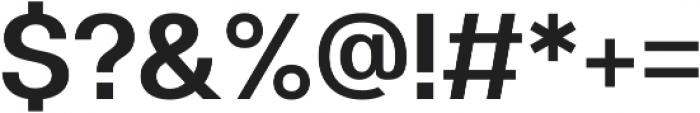 Clinica Pro SemiBold otf (600) Font OTHER CHARS