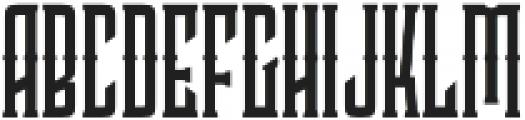 Clobot Light otf (300) Font UPPERCASE