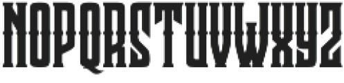 Clobot otf (400) Font UPPERCASE