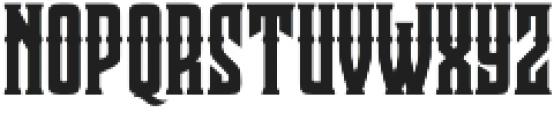 Clobot otf (400) Font LOWERCASE