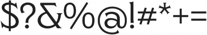 Clockmaker otf (400) Font OTHER CHARS