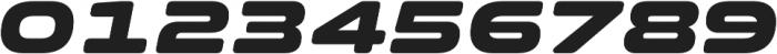 Clonoid Black Italic otf (900) Font OTHER CHARS