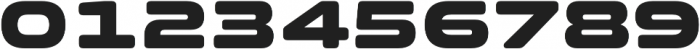 Clonoid Black otf (900) Font OTHER CHARS