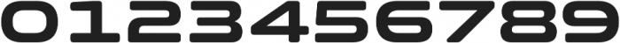 Clonoid Bold otf (700) Font OTHER CHARS