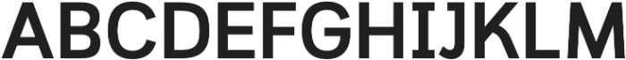 Cloud otf (600) Font UPPERCASE