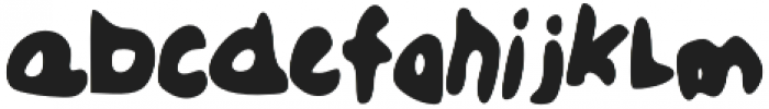 CloudValley otf (400) Font LOWERCASE