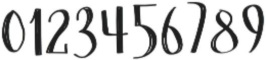 Cloudy Monday Sans otf (400) Font OTHER CHARS