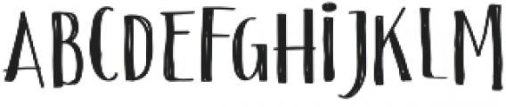 Cloudy Monday Sans otf (400) Font LOWERCASE
