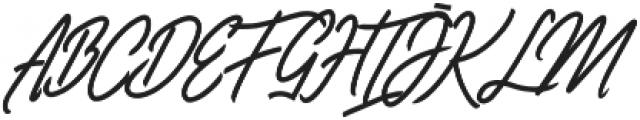 Clovvo otf (400) Font UPPERCASE