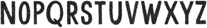 Cluster Solo 1 otf (400) Font LOWERCASE