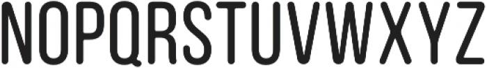 Clutch Sans Medium otf (500) Font UPPERCASE