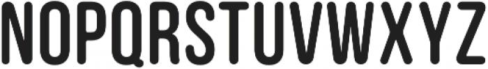 Clutch Sans SemiBold otf (600) Font UPPERCASE
