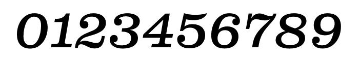 Clarendon Graphic Regular Sltd+Ita Font OTHER CHARS