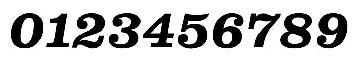 Clarendon Graphic Semibold Sltd+Ita Font OTHER CHARS