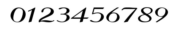 Clarinda-ExtraexpandedBold Font OTHER CHARS