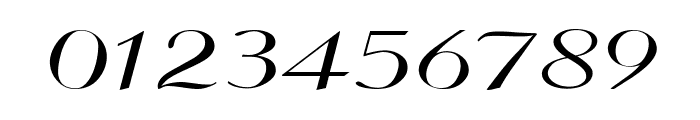 Clarinda-ExtraexpandedRegular Font OTHER CHARS