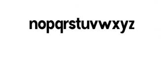 Clattens | Font Combination OTF Font LOWERCASE