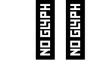 Clarisha Font Duo 2 Font OTHER CHARS