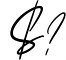 Claude Handwritten Font 1 Font OTHER CHARS