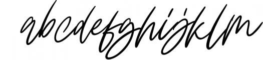 Claude Handwritten Font 1 Font LOWERCASE