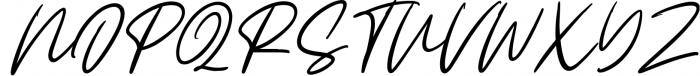 Claude Handwritten Font 3 Font UPPERCASE