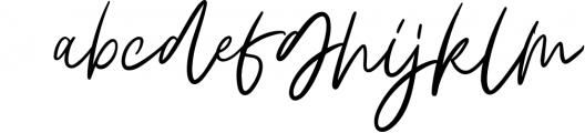 Claude Handwritten Font Font LOWERCASE