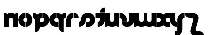 CLUB Font UPPERCASE