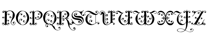 Clairveaux  Demo Font UPPERCASE