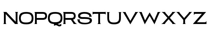ClamShack-Regular Font UPPERCASE