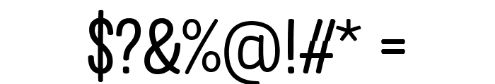 Clambake October Six Font OTHER CHARS
