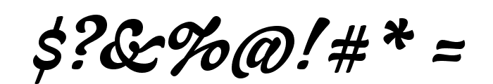 Clara Font OTHER CHARS
