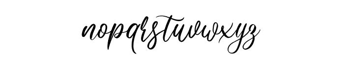 Clarissa Font LOWERCASE