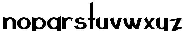 Claritty_Bold Font LOWERCASE