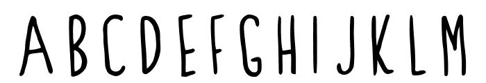 ClarksSummit Font UPPERCASE