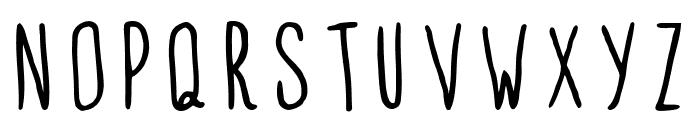 ClarksSummit Font LOWERCASE
