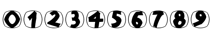 ClassiCapsC Font OTHER CHARS