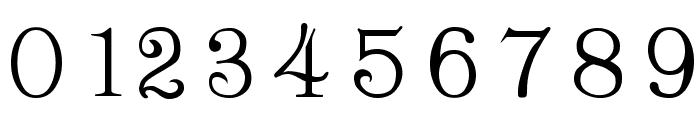 Classica-Roman Regular Font OTHER CHARS