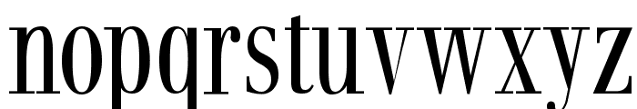 ClassizismAntiquaBook Font LOWERCASE
